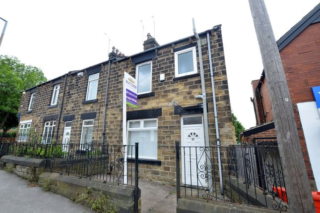 Thumbnail End terrace house for sale in Park Road, Worsbrough, Barnsley