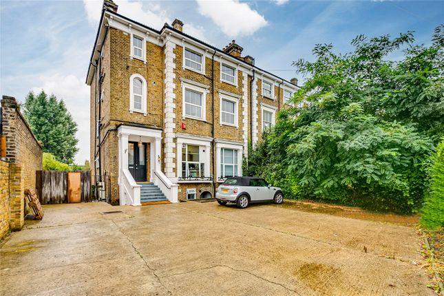 Thumbnail Flat to rent in Melrose Road, London