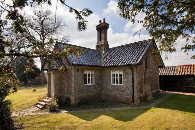 Thumbnail Detached house for sale in Church Hill, Starston, Harleston