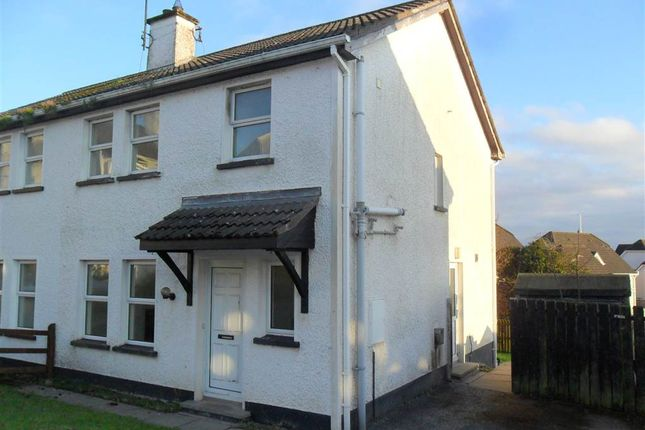 Thumbnail Semi-detached house for sale in 37, Lackaboy View, Enniskillen