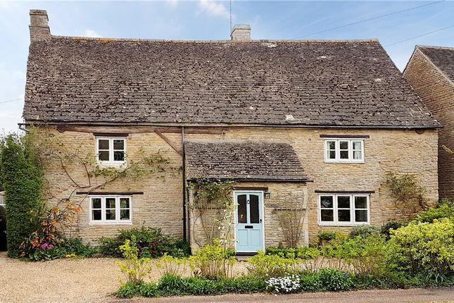 Thumbnail Country house for sale in Main Street, Yarwell, Peterborough