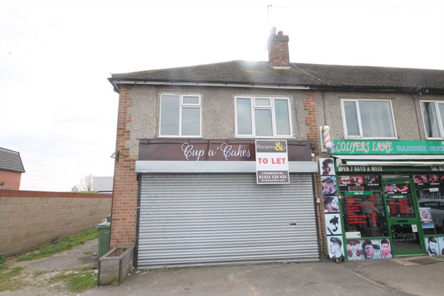 Thumbnail Flat to rent in Colyers Lane, Erith