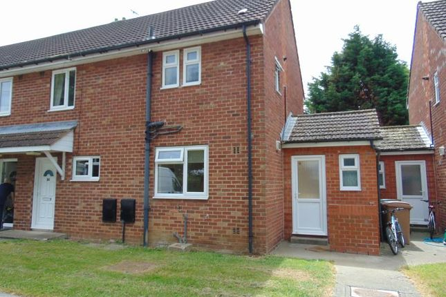 Thumbnail Terraced house to rent in Shipton Crescent, Leconfield, Beverley