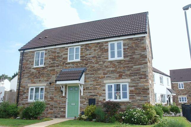 Thumbnail Detached house to rent in Lantoom Way, Dobwalls, Liskeard