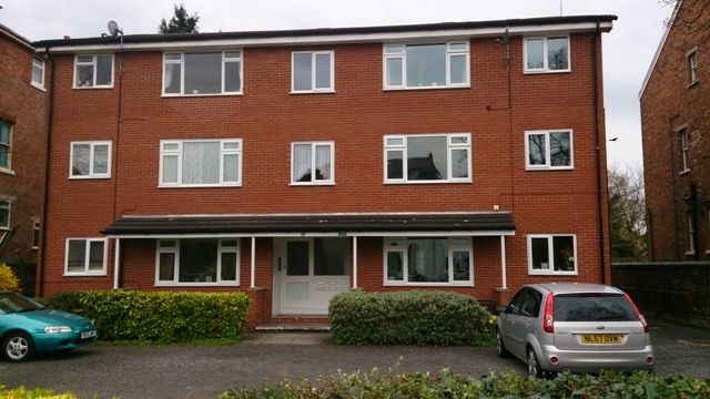 2 bed flat to rent in Apartment, 54 Park Road, Southport, Merseyside
