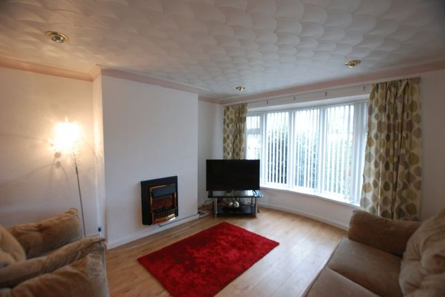 Thumbnail Semi-detached house to rent in The Fairway, Gosforth, Newcastle Upon Tyne