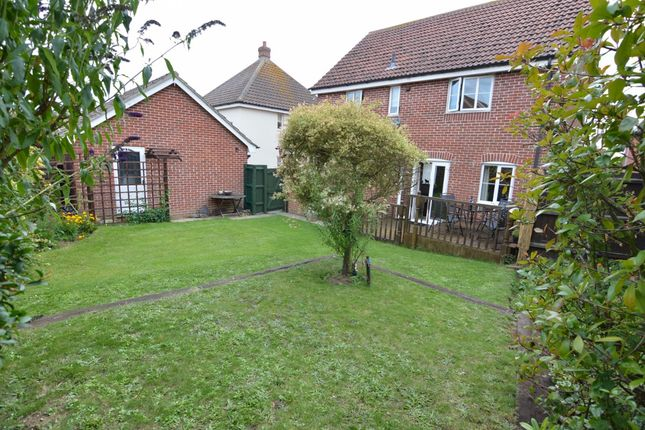 Thumbnail Detached house for sale in Harwich, Essex