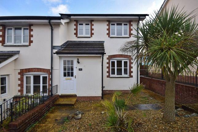 Thumbnail Semi-detached house to rent in Talmena Avenue, Wadebridge
