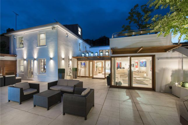 Thumbnail Detached house for sale in Elm Tree Road, St John's Wood, London