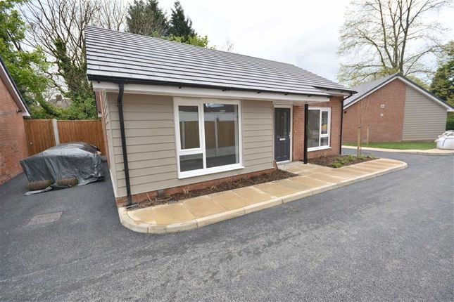 Thumbnail Detached bungalow for sale in Sycamore Close, Whitefield