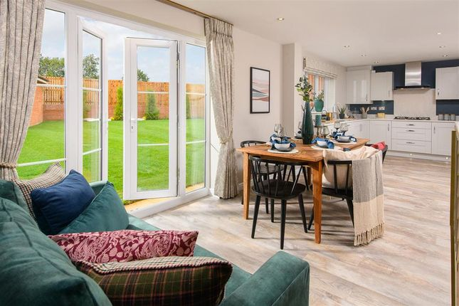 """Thumbnail Detached house for sale in """"The Wilton - Plot 145"""" at Roseden Way, Newcastle Upon Tyne"""