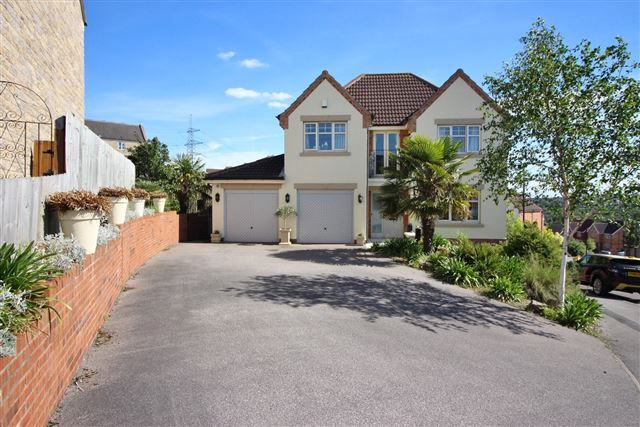 Thumbnail Detached house for sale in Haigh Moor Way, Aston Manor, Sheffield, South Yorkshire