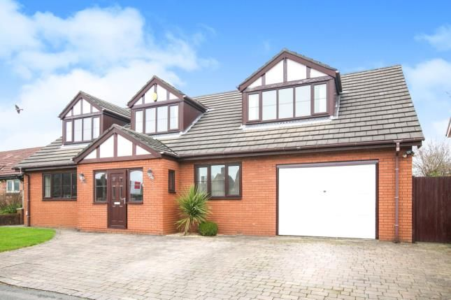 Thumbnail Detached house for sale in Ridge View, Macclesfield, Cheshire