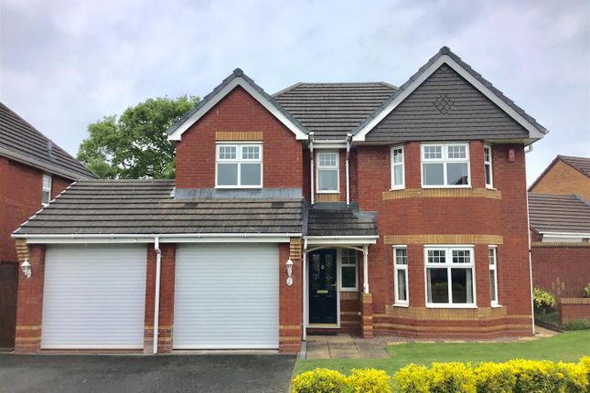 Thumbnail Detached house for sale in Eltham Drive, Priorslee, Telford