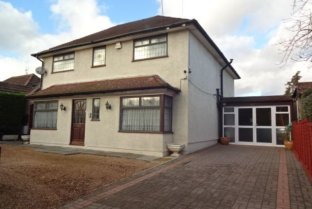 Thumbnail Detached house for sale in Richings Way, Richings Park, Iver, Bucks