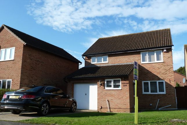 Thumbnail Detached house for sale in Wentworth Close, Gloucester