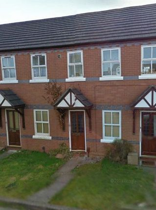 Thumbnail Terraced house to rent in Meadow Brook Close, Madeley, Telford