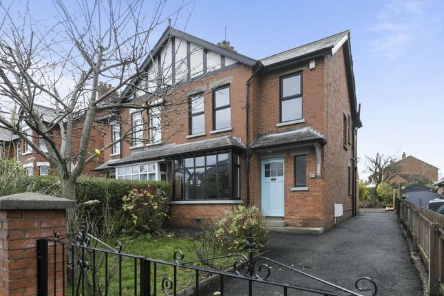 Thumbnail Semi-detached house for sale in Finaghy Road South, Finaghy, Belfast