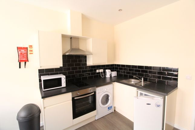 Thumbnail Flat to rent in Bills All Inclusive- Refuge Assurance, Church Street, Sheffield