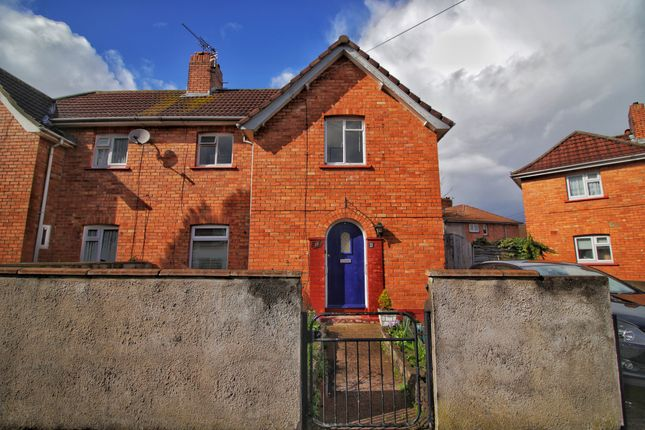 Thumbnail Semi-detached house for sale in Charfield Road, Southmead, Bristol