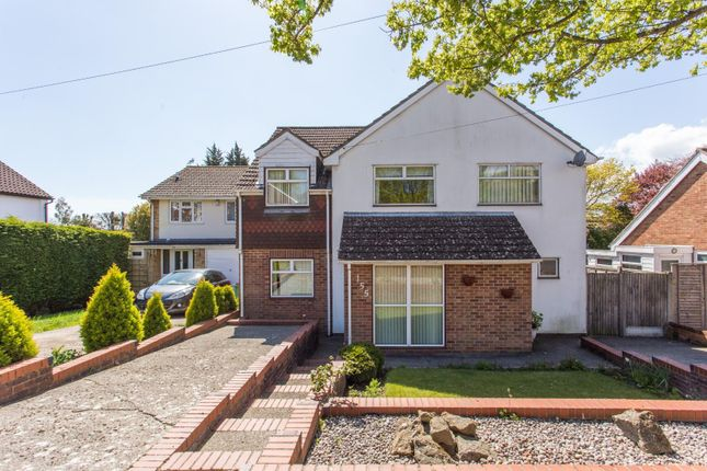 4 bed detached house for sale in Downs Road, Folkestone CT19