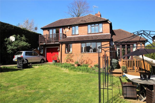 Thumbnail Detached house for sale in Woodcote Road, Forest Row