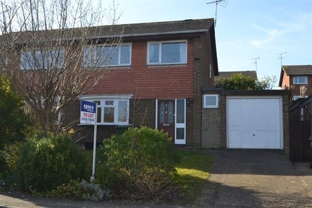 Thumbnail Property to rent in Ravenscroft, Harpenden