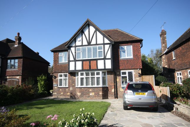 Thumbnail Detached house to rent in Sutherland Avenue, Petts Wood, Orpington