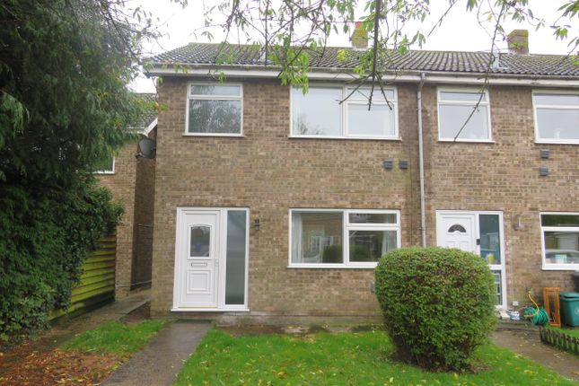 Thumbnail Property to rent in Tithe Avenue, Beck Row, Bury St. Edmunds