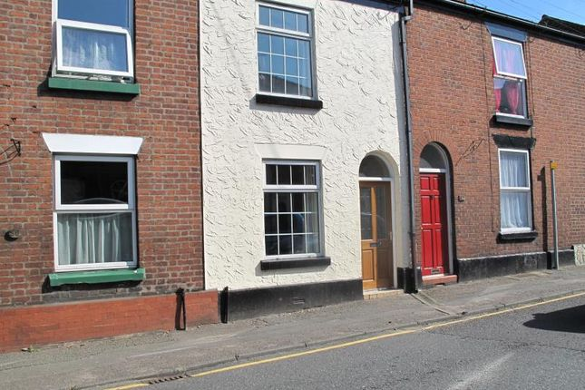Thumbnail Terraced house to rent in 40 Antrobus Street, Congleton, Cheshire
