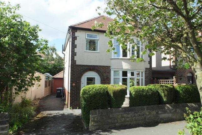 3 bed detached house for sale in Cockshutt Drive, Beauchief, Sheffield