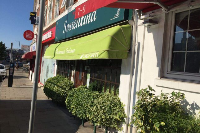 Thumbnail Restaurant/cafe for sale in Manor Parade, Sheepcote Road, Harrow-On-The-Hill, Harrow