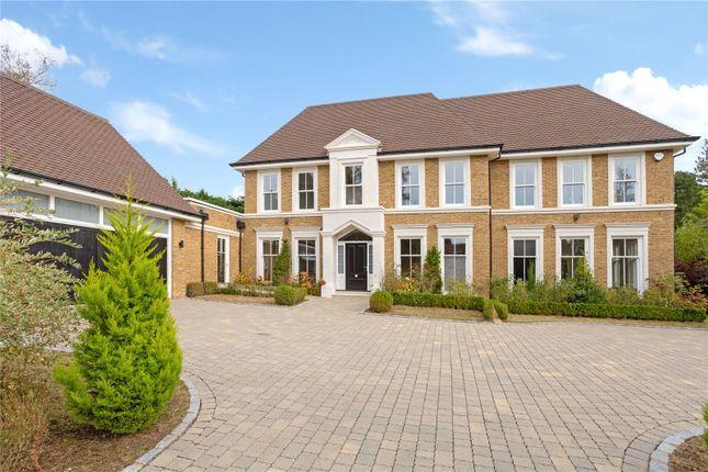Thumbnail Detached house for sale in Shrubbs Hill Lane, Sunningdale, Berkshire