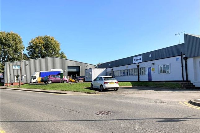 Thumbnail Light industrial to let in Northway Trading Estate, Northway Lane, Northway, Tewkesbury