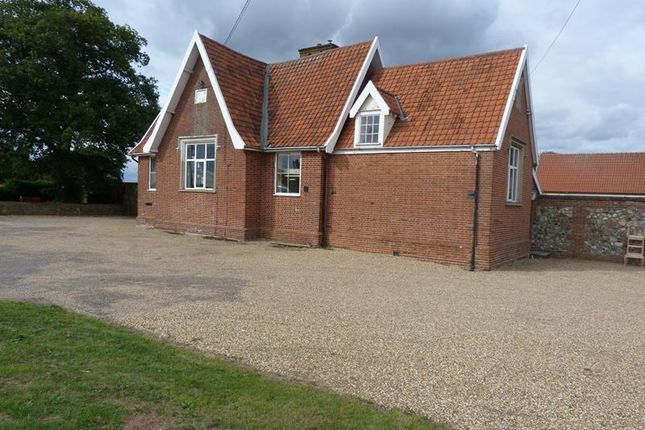 Thumbnail Retail premises for sale in The Old School House, Scoulton, Norwich