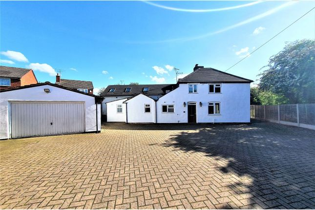 Thumbnail Detached house for sale in Bath Lane, Stafford