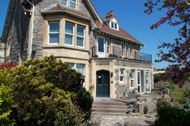 Thumbnail Flat for sale in Manor Road, Weston-Super-Mare