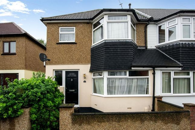 Thumbnail Semi-detached house for sale in Cranford Road, Dartford