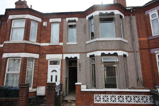Thumbnail Property to rent in Humber Avenue, Coventry