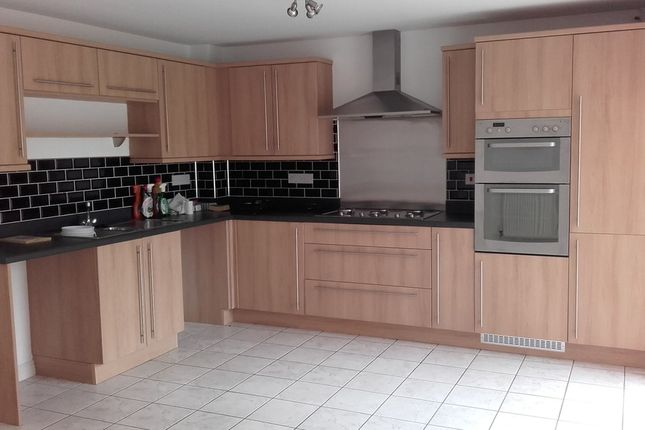 Thumbnail Detached house to rent in Danbury Place, Humberstone, Leicester