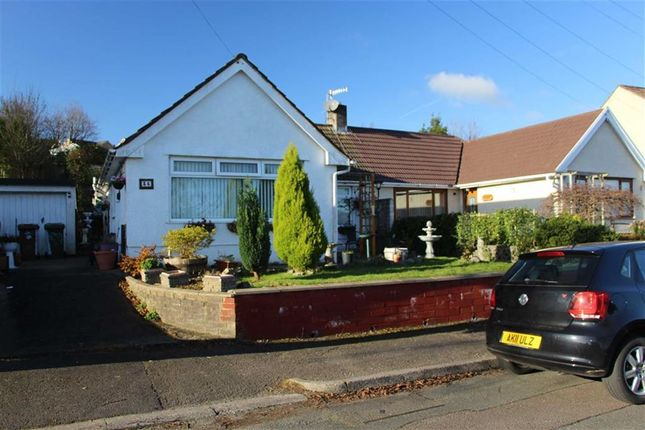 Thumbnail Semi-detached bungalow for sale in Heol Barri, Caerphilly