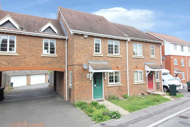 Thumbnail Semi-detached house for sale in Swaffer Way, Ashford