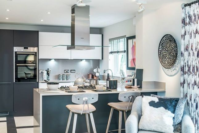"1 bedroom flat for sale in ""Carron Apartment - Second Floor - Plot 26"" at Hamilton Road, Larbert"