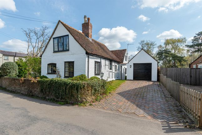 3 bed detached house for sale in Back Lane, Letchmore Heath, Watford WD25