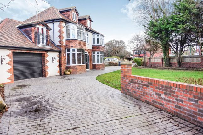 Thumbnail Detached house for sale in Warwick Road, Redcar