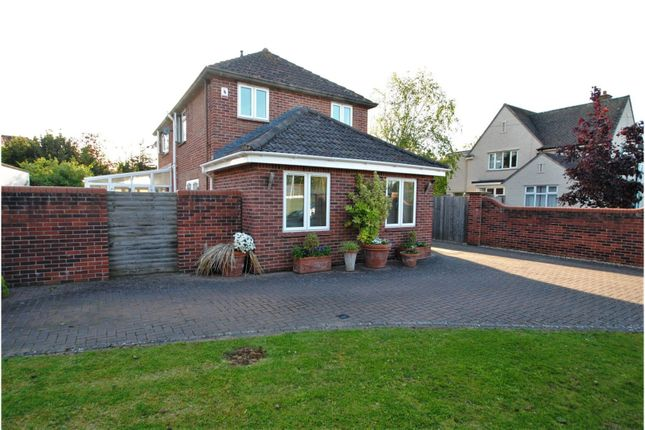 Thumbnail Detached house for sale in The Grove, Burnham-On-Sea
