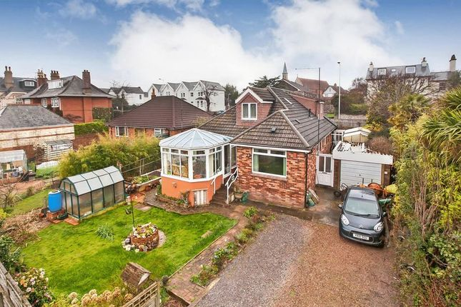 Thumbnail Detached bungalow for sale in Salterton Road, Exmouth