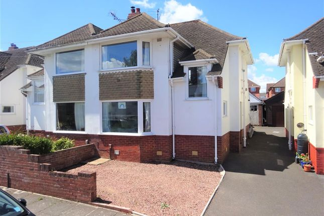 Thumbnail Property for sale in Whiteway Drive, Heavitree, Exeter