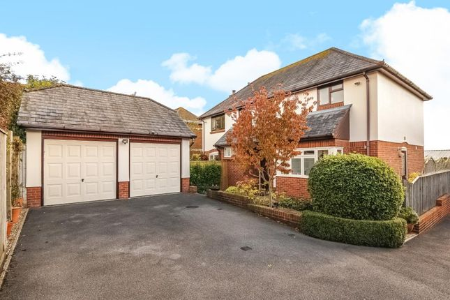 Thumbnail Detached house for sale in Buttercup Lane, Blandford Forum, Dorset