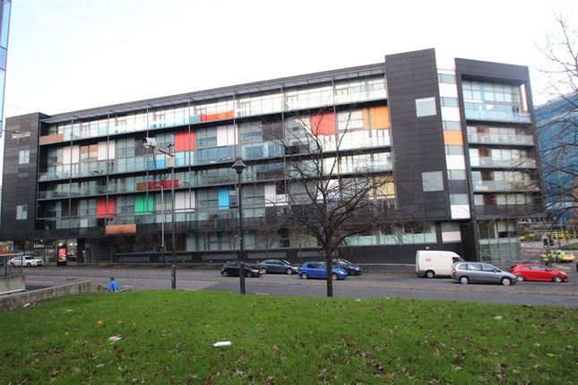 Thumbnail Flat to rent in Cowcaddens Road, Glasgow